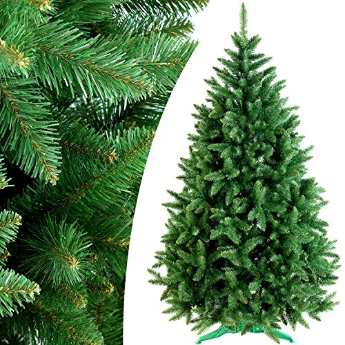 150cm k nstlicher weihnachtsbaum tannenbaum christbaum fichte tytus weihnachtsdeko kuenstliche. Black Bedroom Furniture Sets. Home Design Ideas